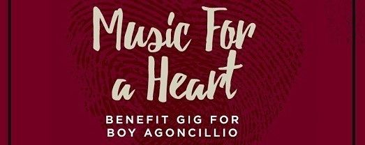 Music For a Heart: Benefit Gig for Boy Agoncillio