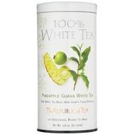 Pineapple Guava White Tea from The Republic of Tea