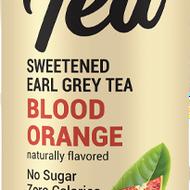 Zevia Organic Sweetened Earl Grey Tea Blood Orange from Zevia