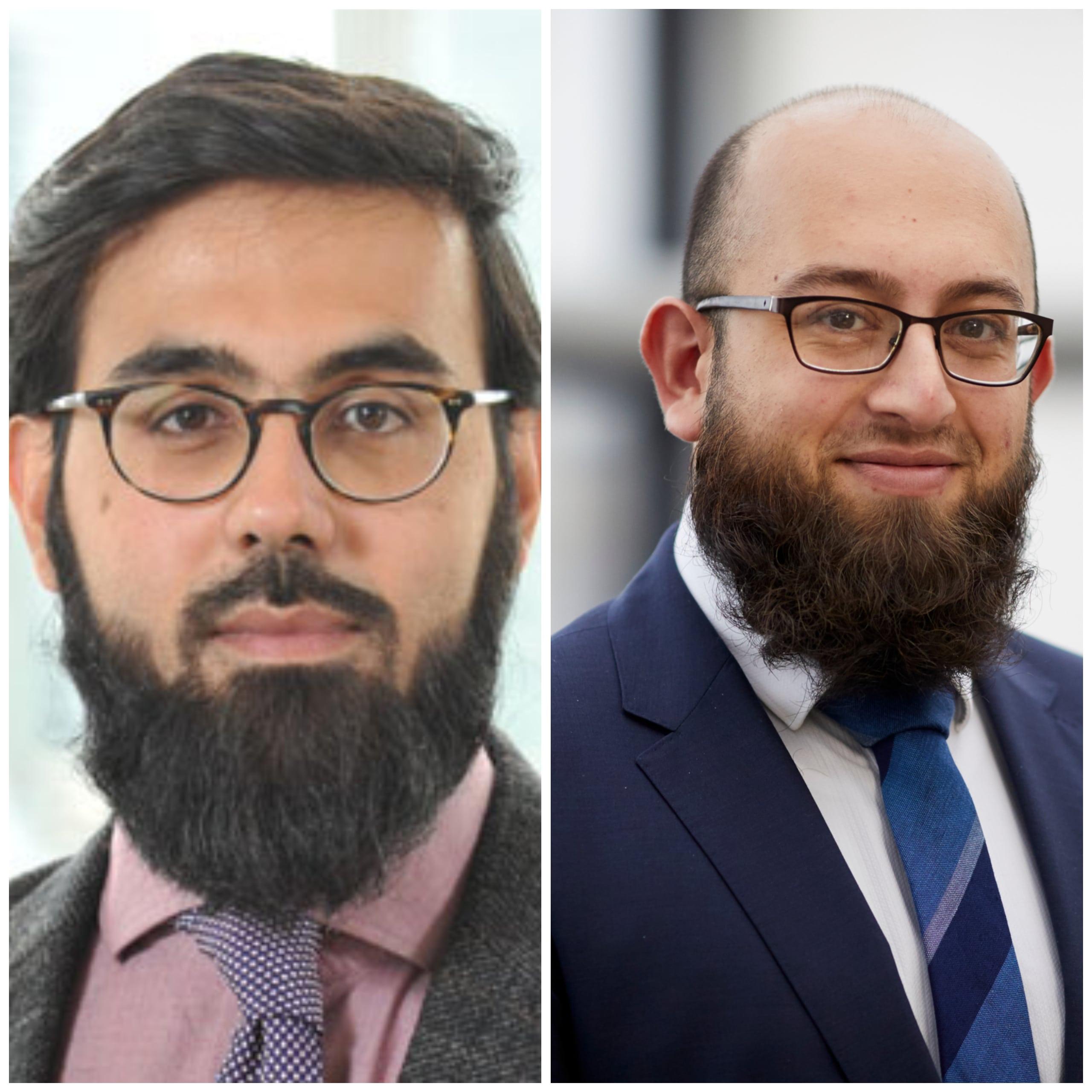Mohsin Patel & Ibrahim Khan