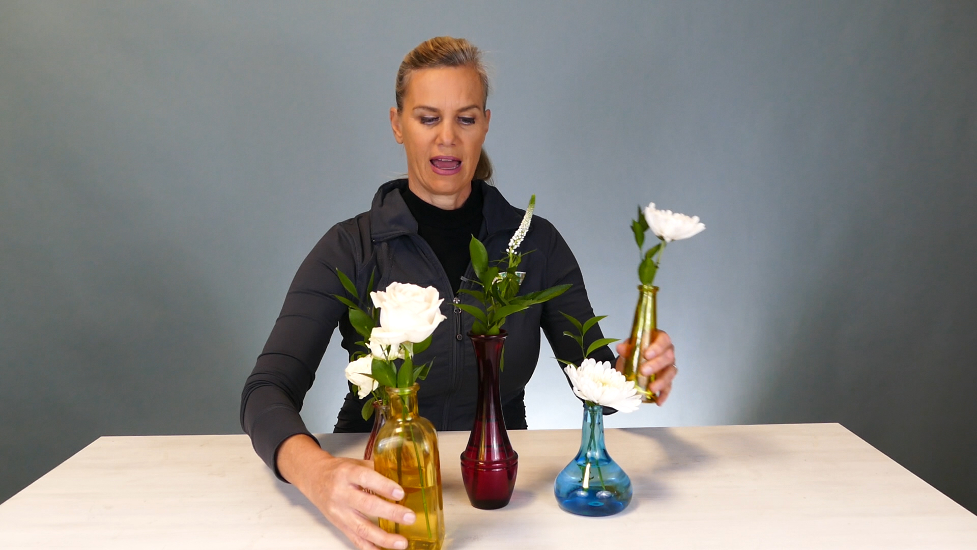 How to Gather Vases Effectively