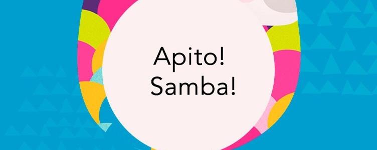 Apito! Samba! (8 Oct)
