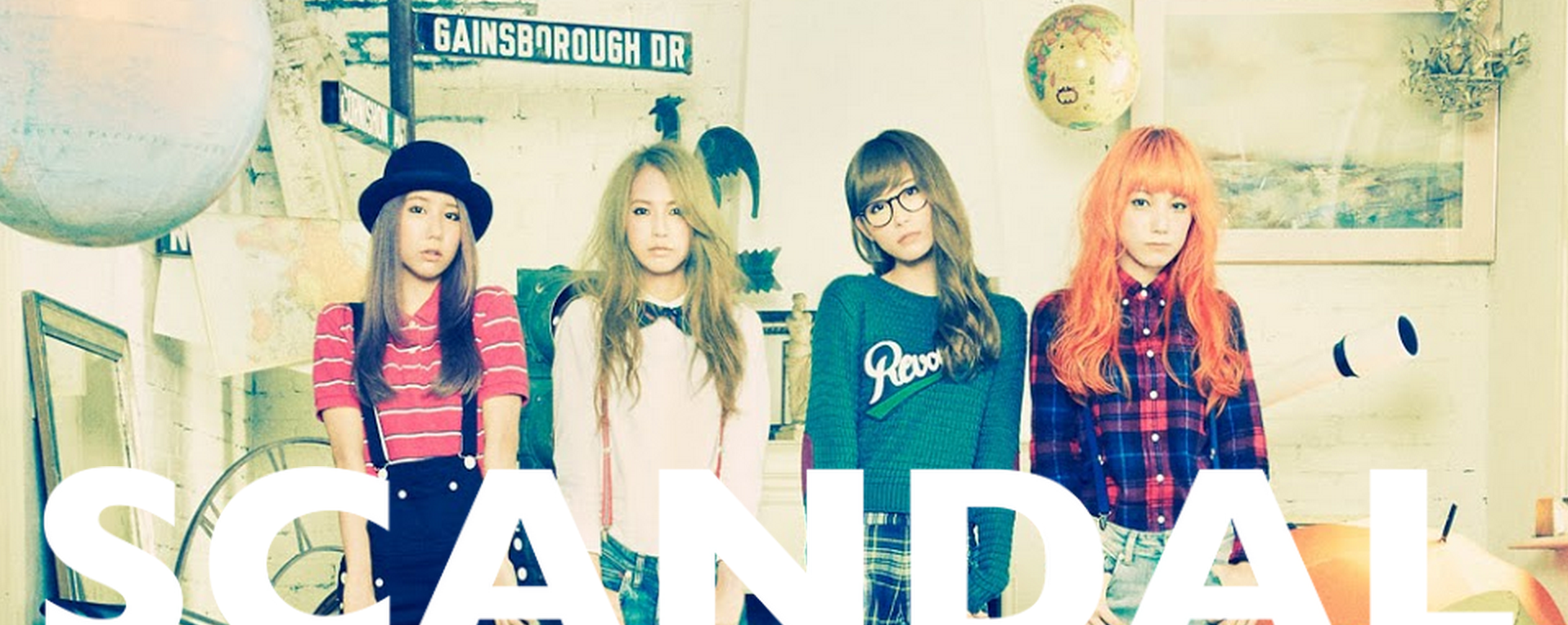 SCANDAL WORLD TOUR 2015 In Singapore
