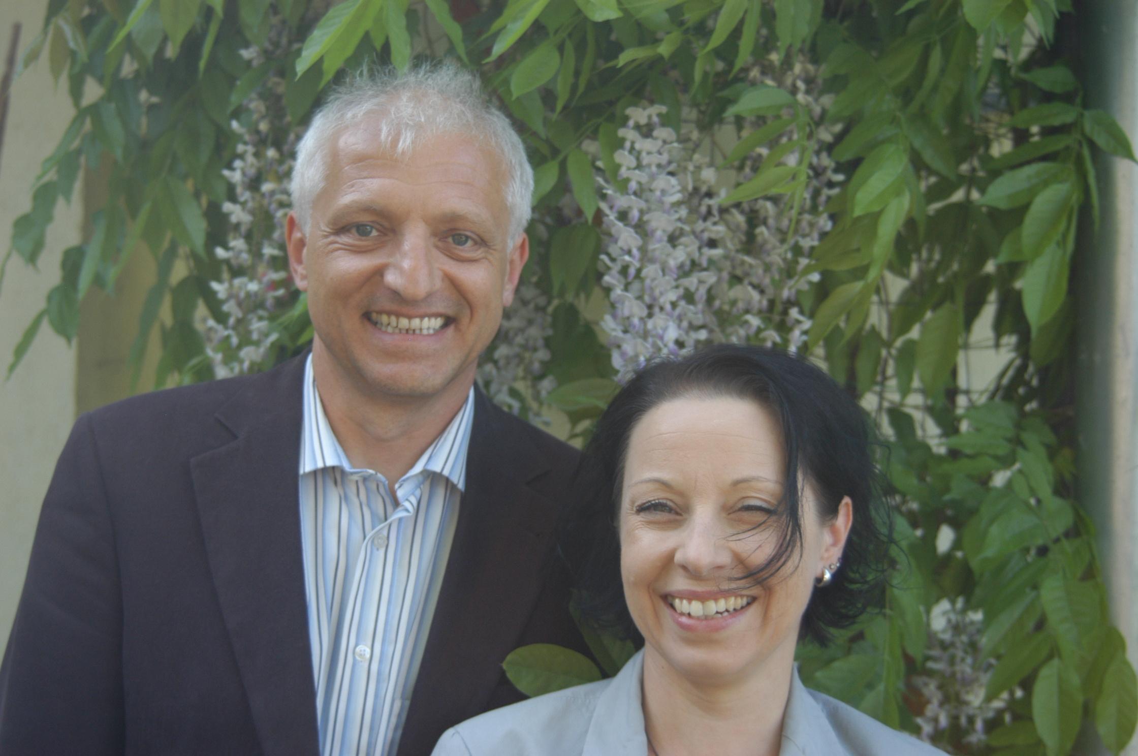 Moni und Michi Bock