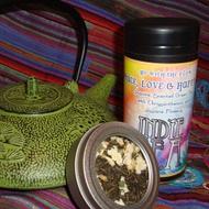 Peace, Love & Happy Tea from Indie Tea
