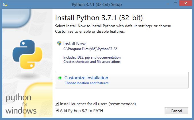 Python Setup - Ajay Tech