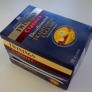 Decaffeinated Traditional English from Twinings