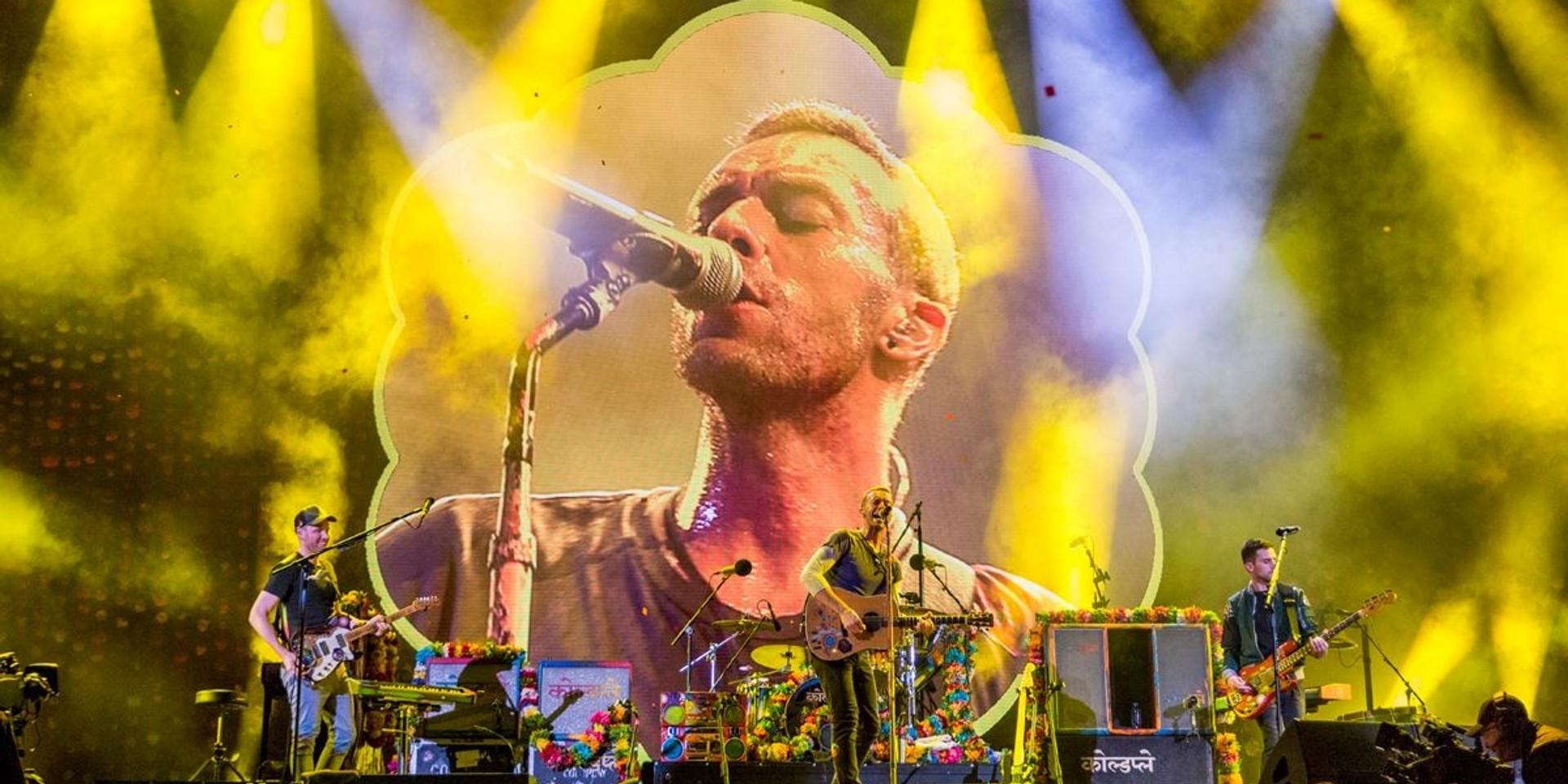 Adventure of a lifetime: Celebrating New Year's Eve with Coldplay