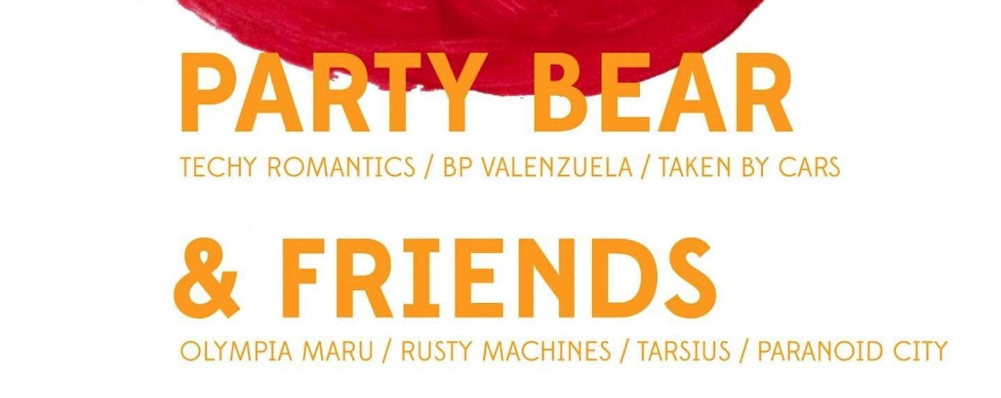 Party Bear Night