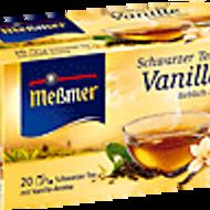 Schwarzer Tee Vanille from Meßmer