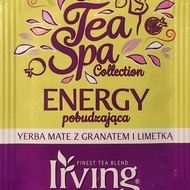 Energy - yerba mate z granatem i limetką from Irving