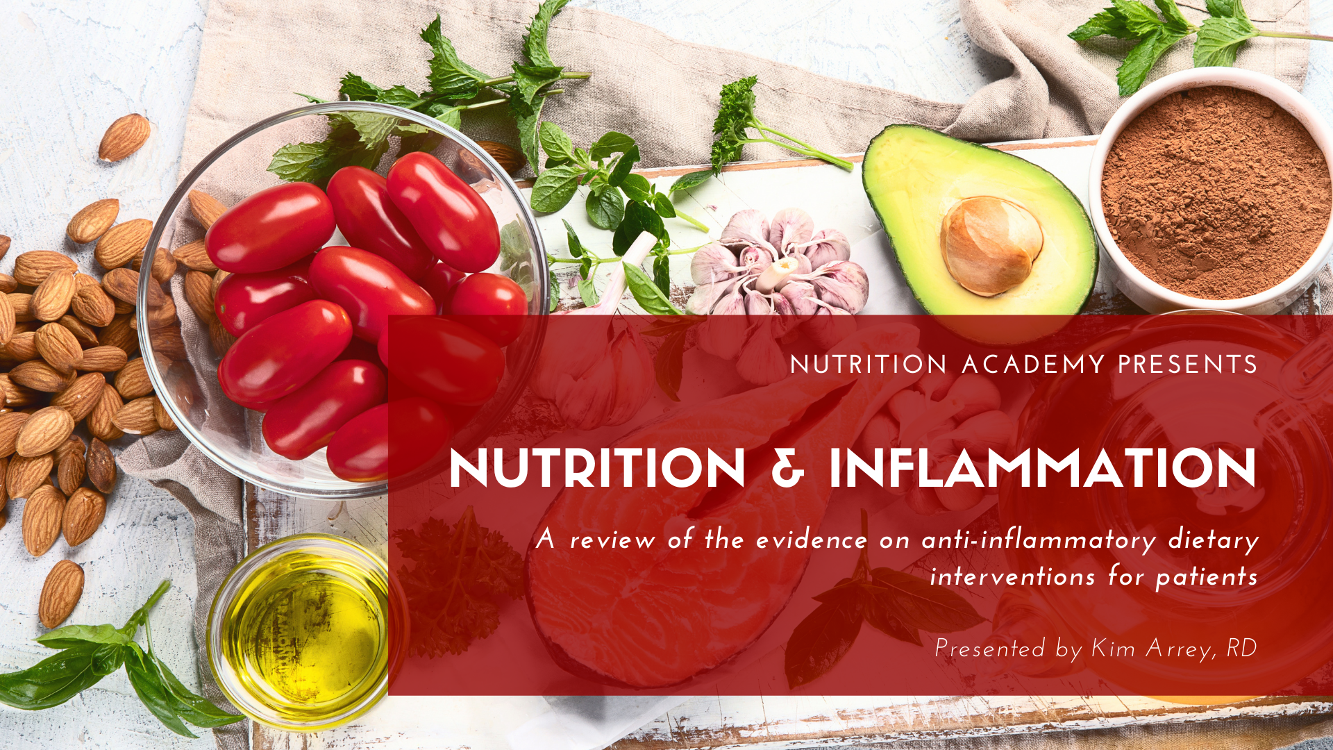 Nutrition & Inflammation