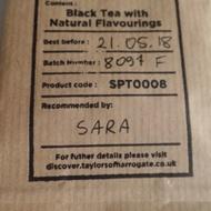 Black Ruby from Taylors of Harrogate