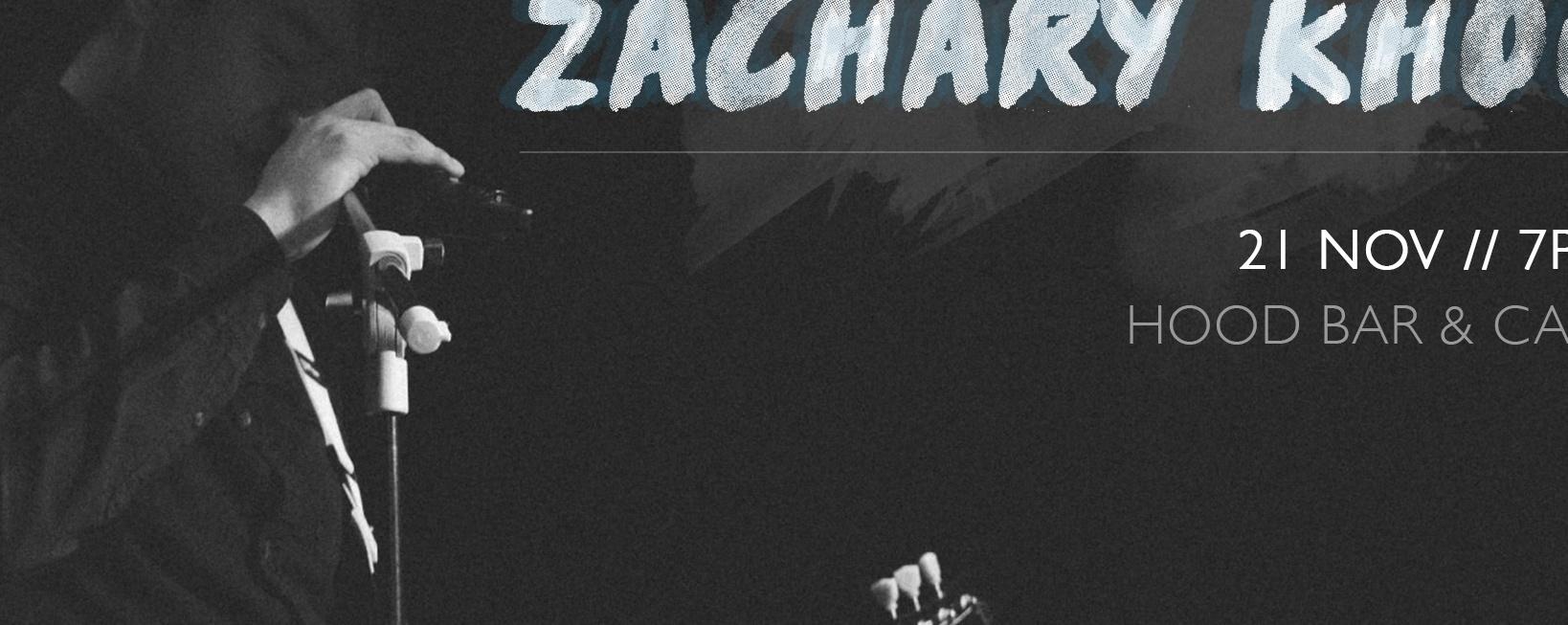 ZACHARY KHOO