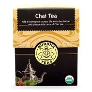 Chai Tea from Buddha Teas