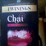 Chai: Sweet and Spicy Celebration from Twinings