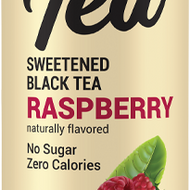Zevia Organic Sweetened Black Tea Raspberry from Zevia