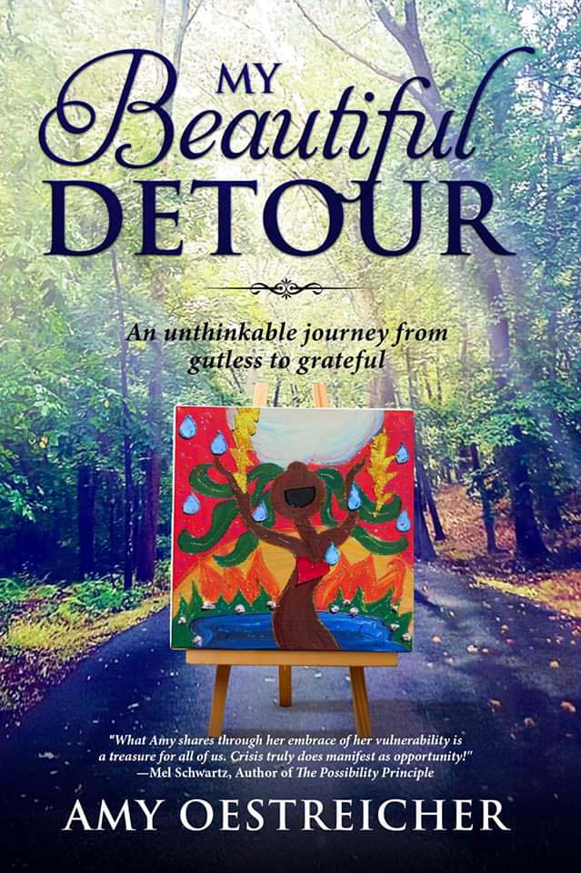 Win One Of Three Hardcopy (us & Canada) Of My Beautiful Detour (3 Winners)