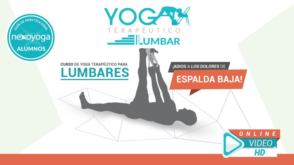Yoga Terapéutico para Lumbares