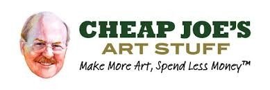 Cheap Joe's Art Stuff logo