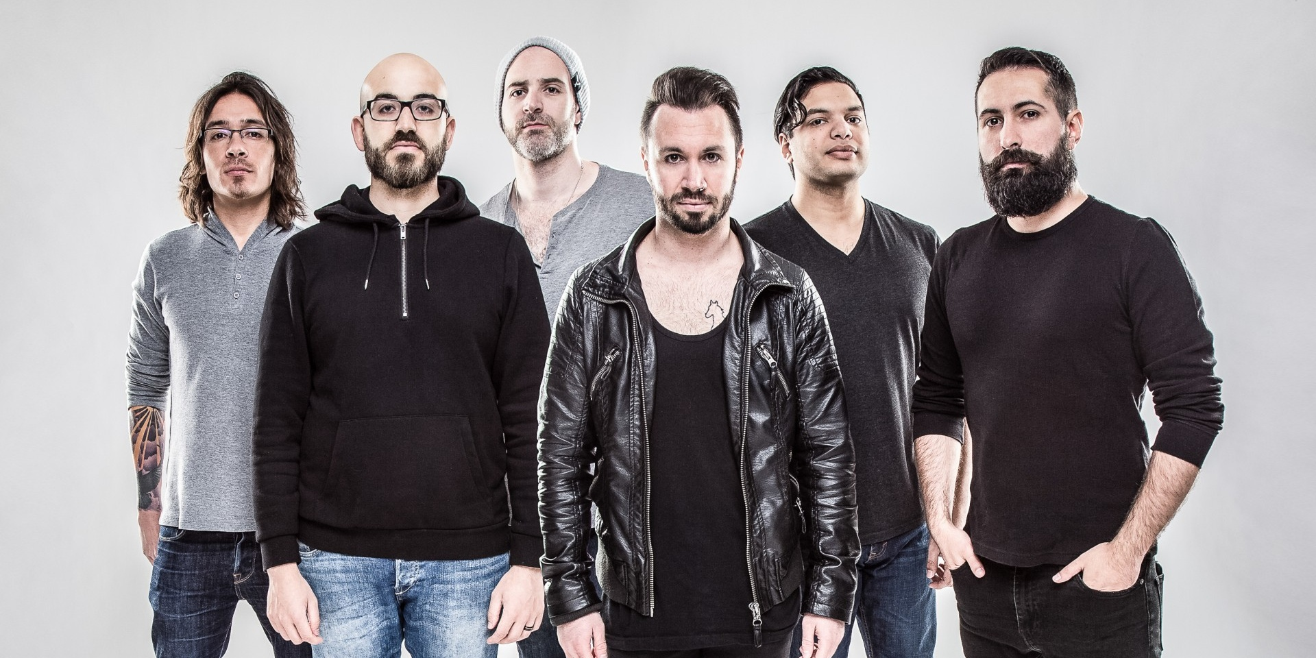 Prog metal giants Periphery to make Singapore debut