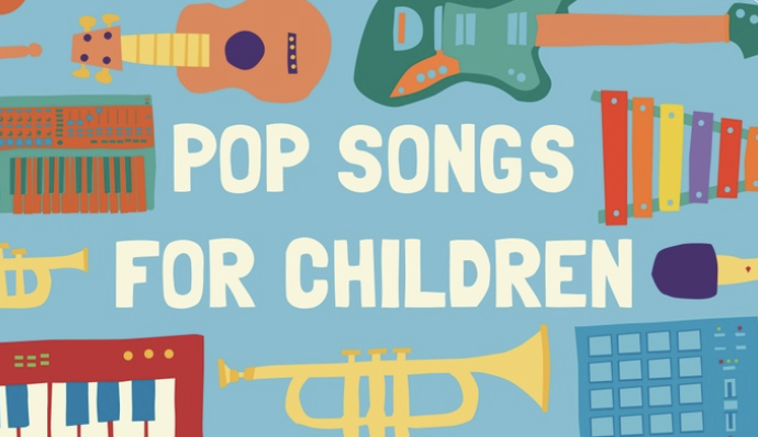 Pop songs for children