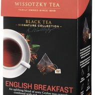 Signature Collection English Breakfast from Wissotzky Tea