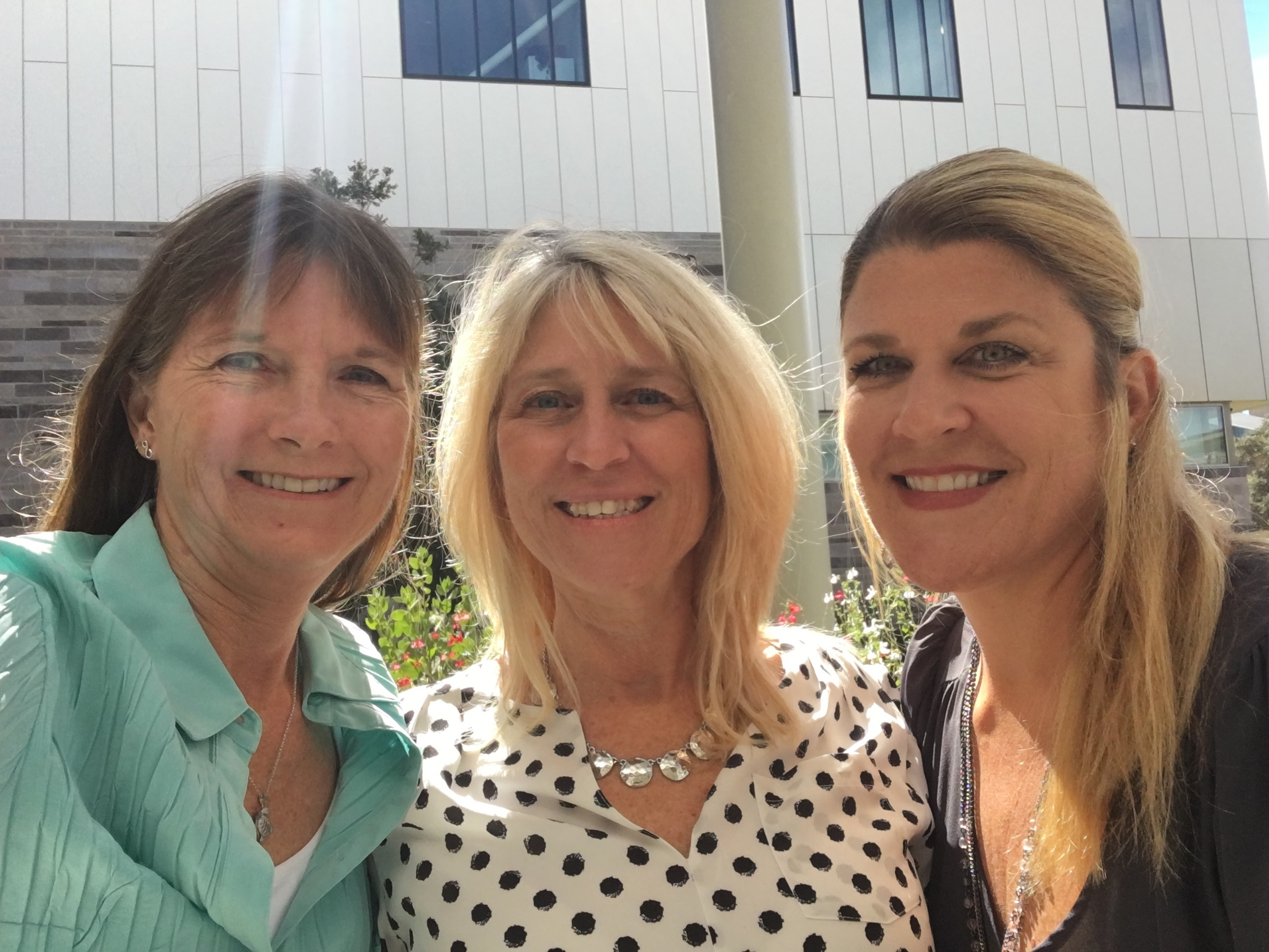 Karin Mitchell, Liz Drake & Mindy Morris
