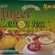 Lemon Honey Ginger tea from Honsei From Reviva Manufacturer Pte Ltd