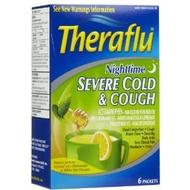 Theraflu - Honey Lemon Infused with Chamomile & White Tea Flavors from Novartis