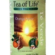 Orange Spice from Tea of Life