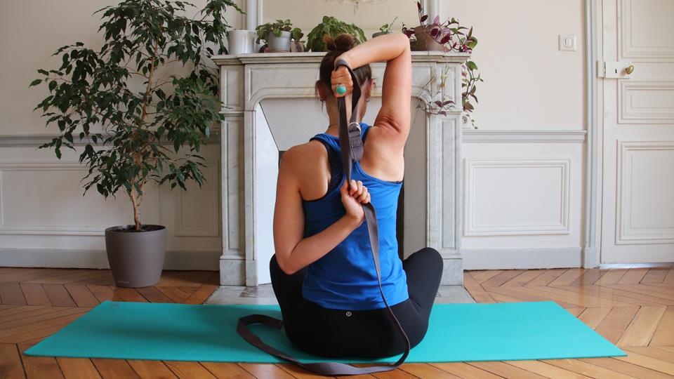 Prendre soin de son dos grâce au yoga