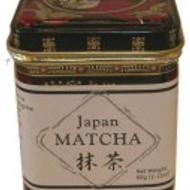 "Grade ""A"" Matcha from Tea Centre"