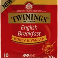 English Breakfast - Honey & Vanilla from Twinings
