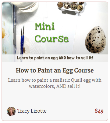 How to Paint an Egg