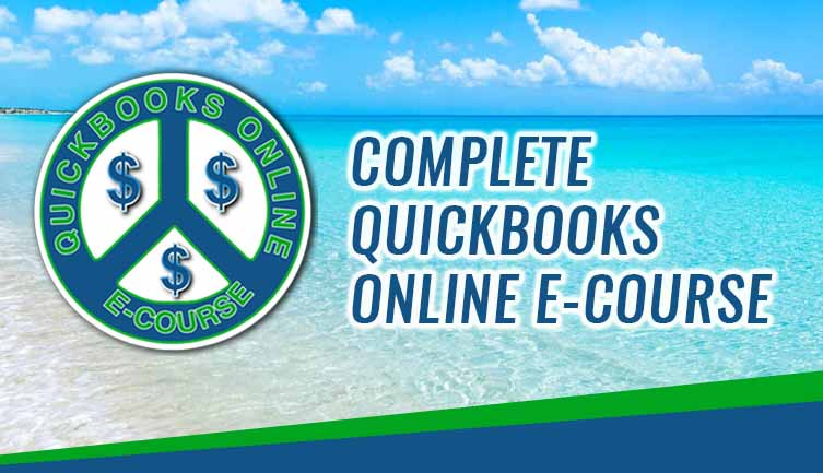 Complete Quickbooks Online E-Course Lessons