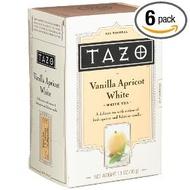 Vanilla Apricot White from Tazo