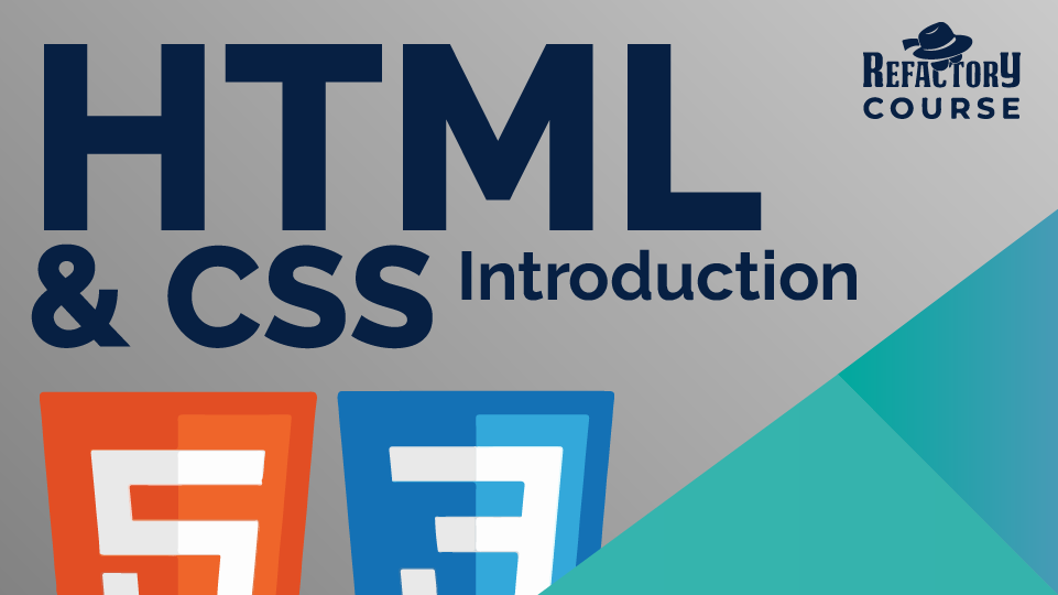 HTML & CSS Introduction