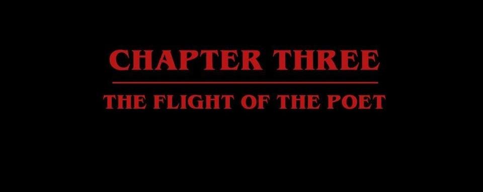 The Flight of The Poet