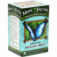 Organic Mocha Mint Yerba Mate from Mate Factor