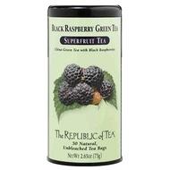 Black Raspberry from The Republic of Tea