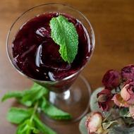 Hibiscus Mint from Zhi Tea