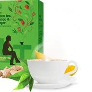 Green Tea, Mango & Ginger from London Tea Company