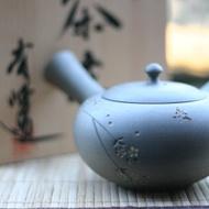 Japanese hand-made Tokoname Kyusu 'Tranquility' from Zen Tea