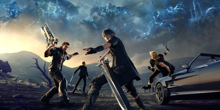 Watch an orchestra perform music from Final Fantasy live in Singapore