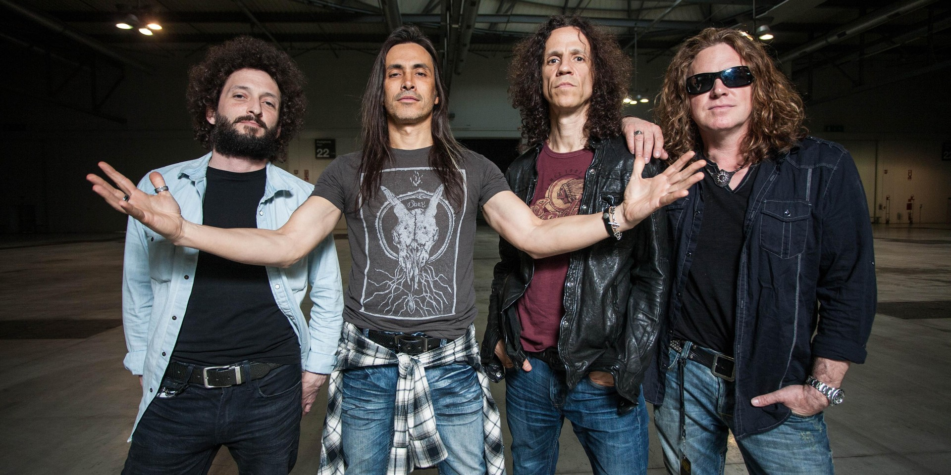 Guitarist Nuno Bettencourt looks back on Extreme's discography