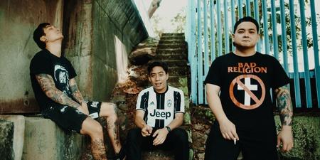 Stream Bruised Willies' anguished and anthemic EP, Dark Humour — premiere