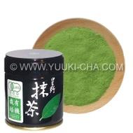 Organic Yame Matcha from Yuuki-cha