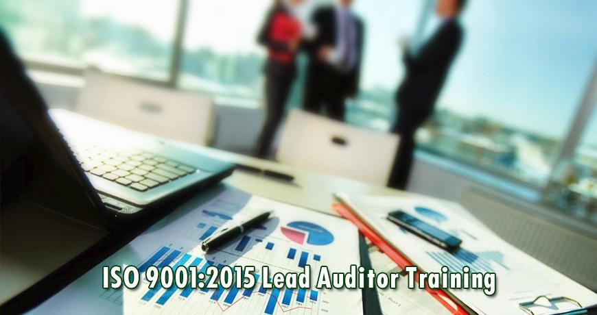 ISO 9001 LEAD AUDITOR TRAINING | QMII