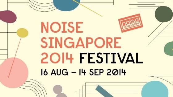 Festival Exhibition (Noise Singapore)